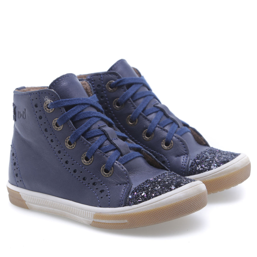 (2148E-K10) Emel winter shoes blue