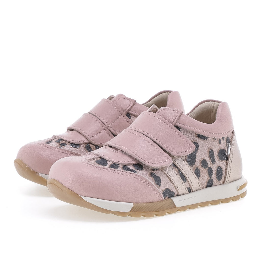 (2333C-4) Pink Panther Velcro Trainers - MintMouse (Unicorner Concept Store)