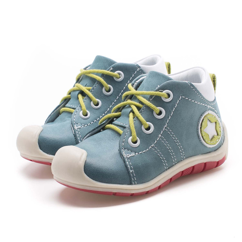 (2388D-1) Emel lace up shoes green - MintMouse (Unicorner Concept Store)