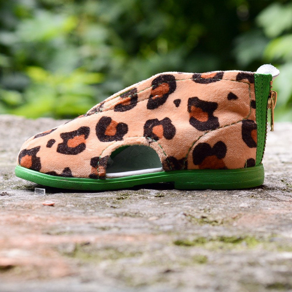 Panther Slippers Green 36.90 - 30%!