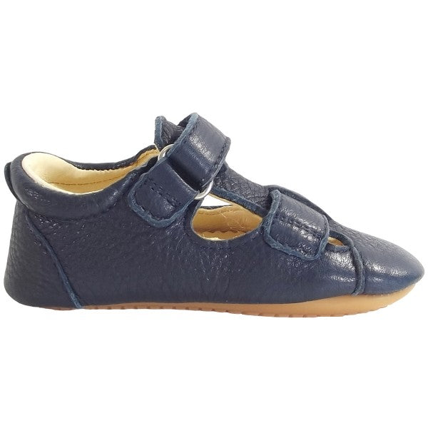 Froddo pre-walkers/slippers - Dark Blue