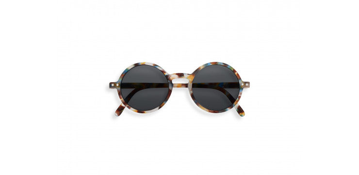Izipizi Sunglases Junior #G - Blue tortoise