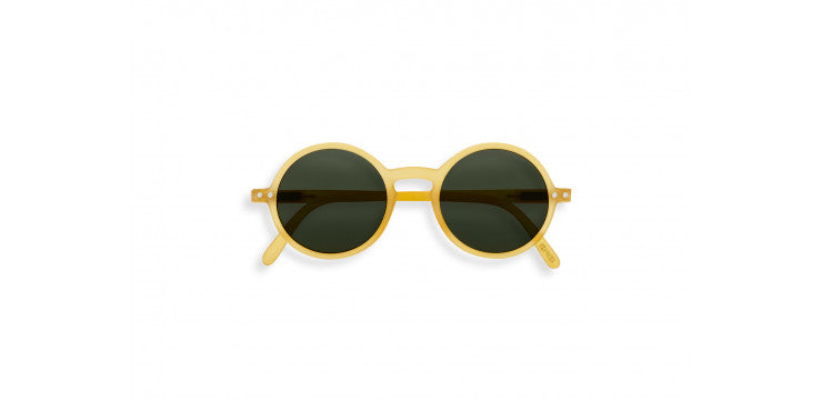 Izipizi Sunglases Junior #G - Yellow honey