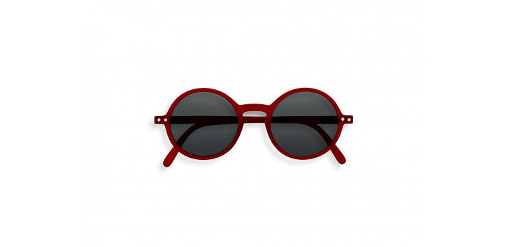 Izipizi Sunglases Junior #G - Red