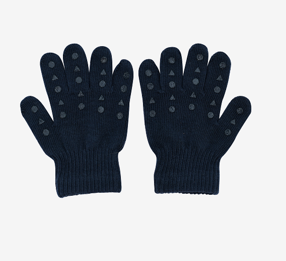 Grip Gloves - Navy