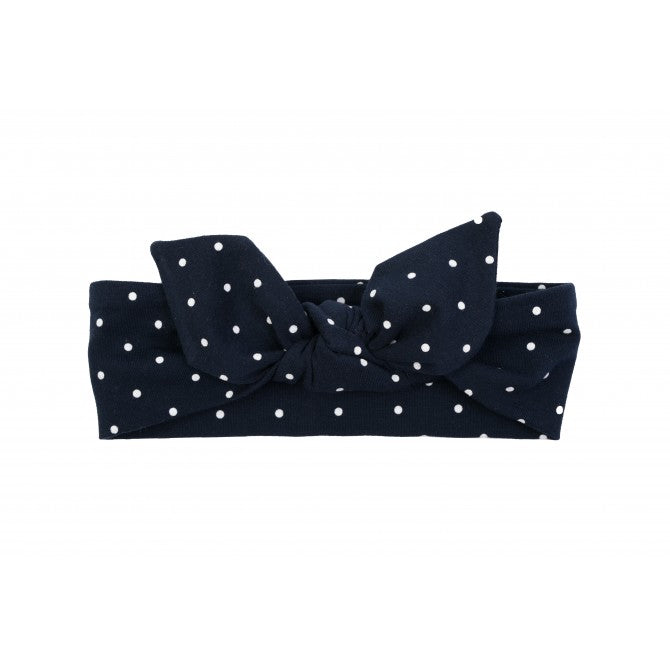 Headband - navy with dots - MintMouse (Unicorner Concept Store)