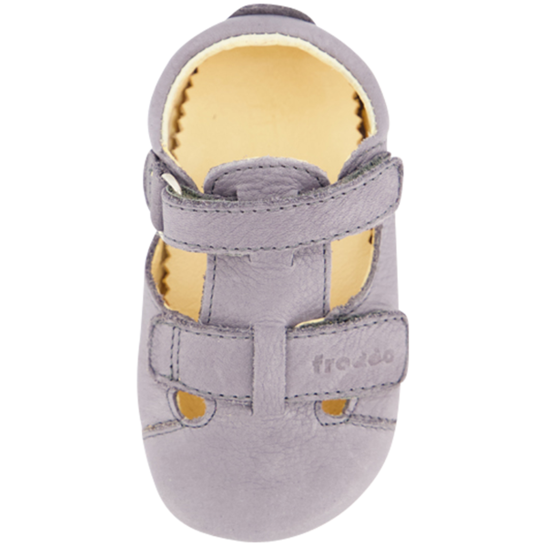 Froddo pre-walkers/slippers - Light grey