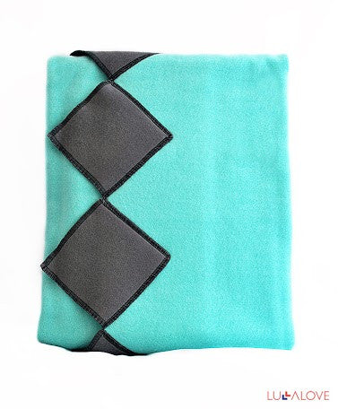 Warm Bamboo Blanket - Mint/Grey 38.90 - 40%! - MintMouse (Unicorner Concept Store)
