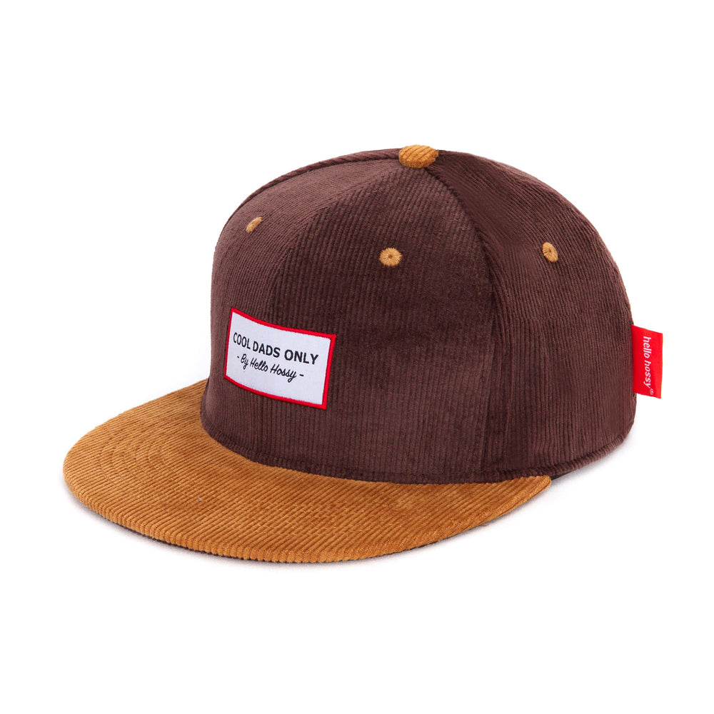 Hello Hossy - sweet brownie cap