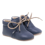 Pre-walker baby shoes Emel - navy