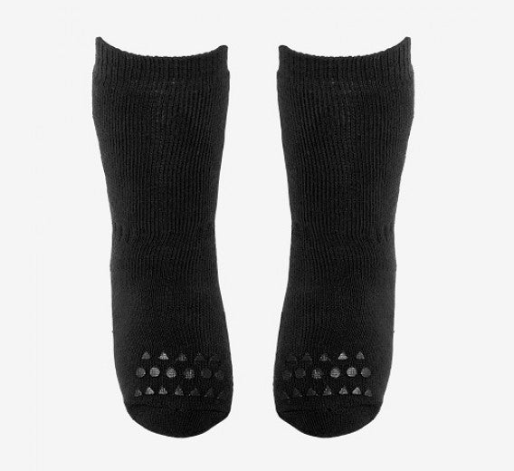 Anti-slip socks - Black
