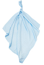 Bamboo swaddle blanket  light blue - MintMouse (Unicorner Concept Store)