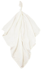 Bamboo swaddle blanket  white