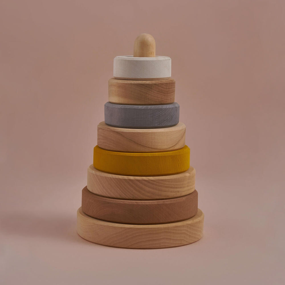 Stacking tower - Raduga Grez