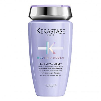 kerastase blond absolut ultra violet shampoo