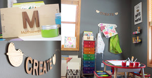 Creating a Creative Space for Your Kids