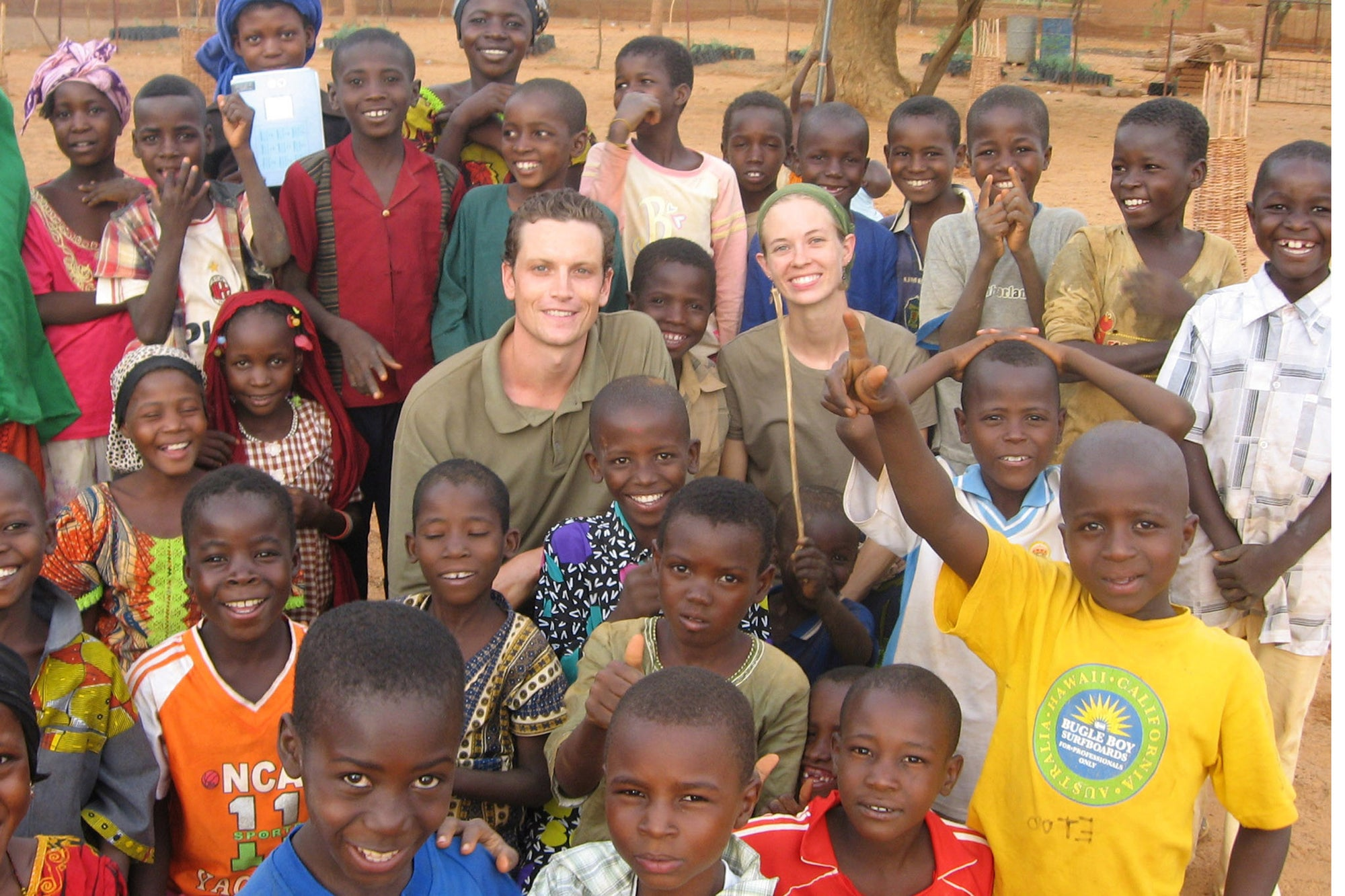 GIVING BACK | Memories of our Peace Corps service in Niger