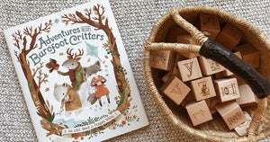 wooden animal alphabet blocks made in the usa