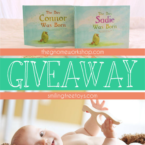 Smiling Tree Toys and Gnome Workshop giveaway