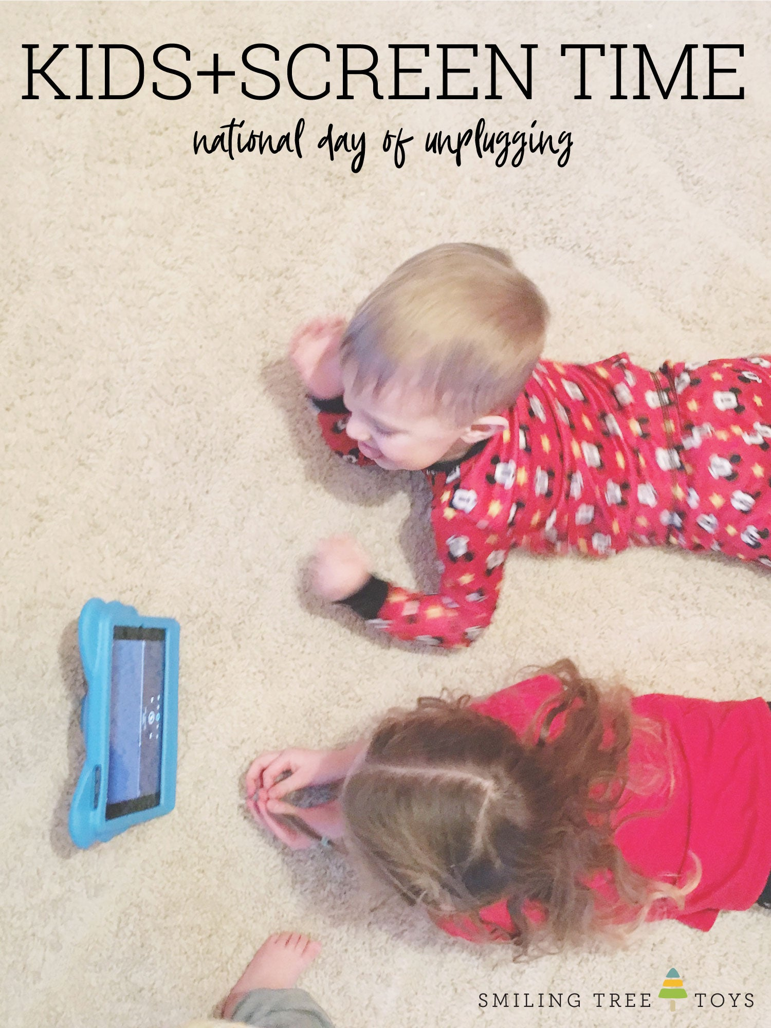 How to Limit Screen Time for Kids and Adults on This National Day of Unplugging