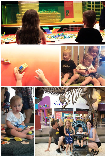 Kai's First Birthday at the Science Museum of Minnesota