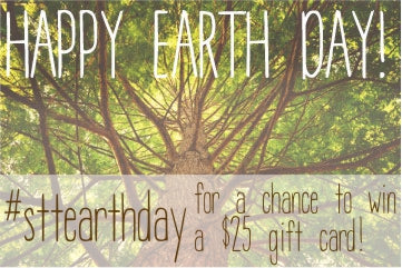 Happy Earth Day from Smiling Tree Toys!