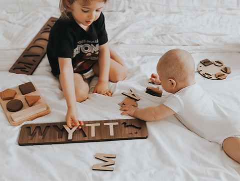 natural wood toys for babies and toddlers