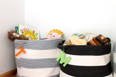 organizational baskets for kids rooms