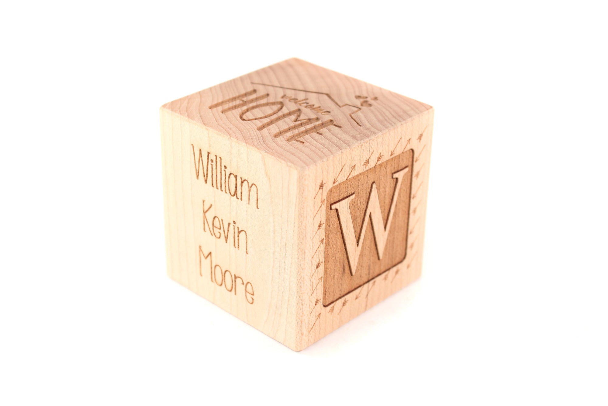 bacfb3b2b1f keepsake wooden milestone and memory blocks | Smiling Tree Toys