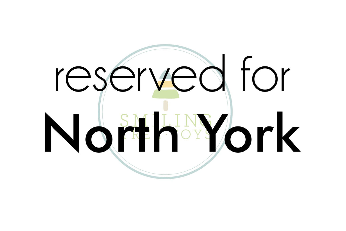 custom listing | North York birth block