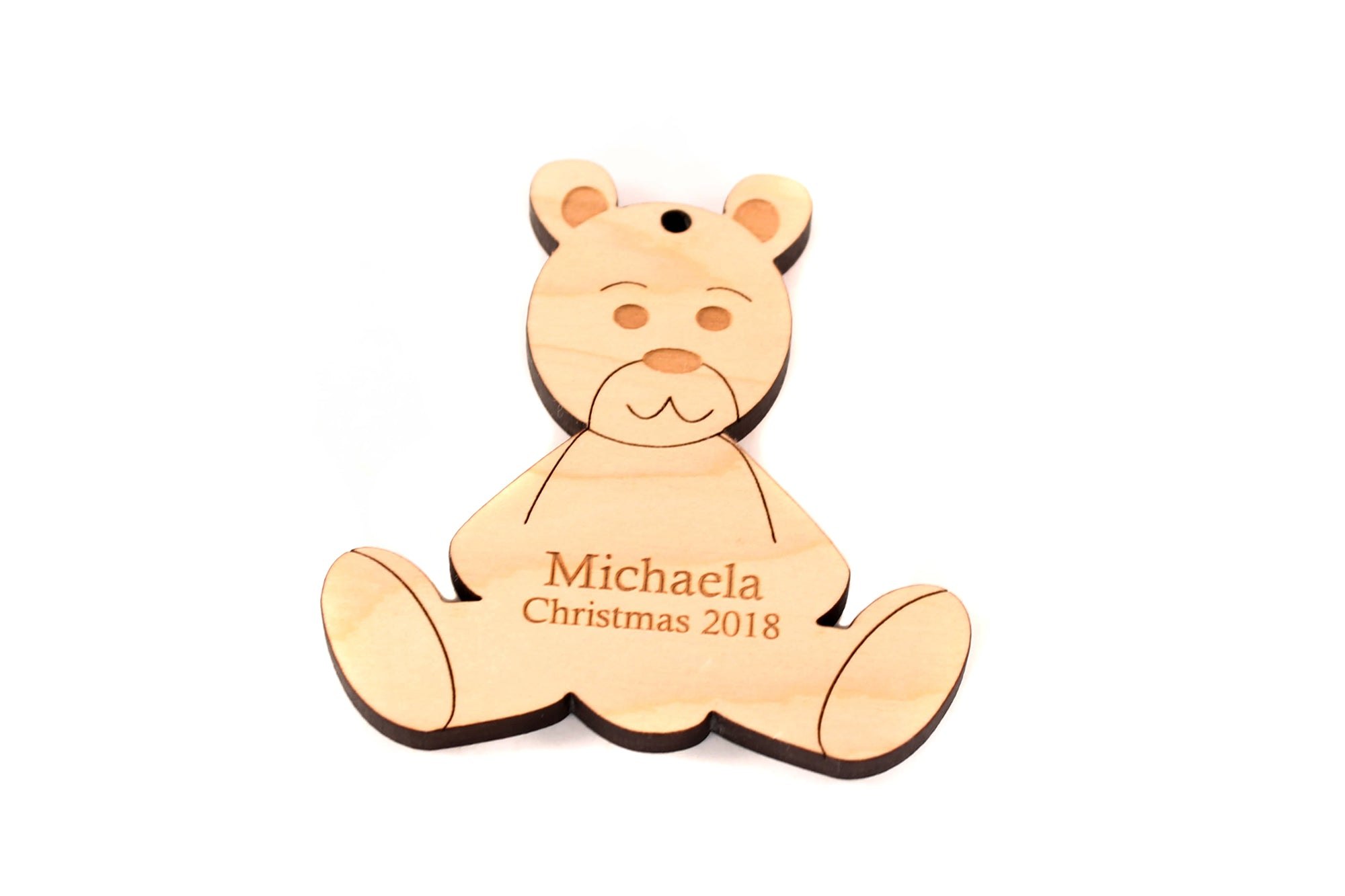 personalized holiday ornaments Smiling Tree Toys