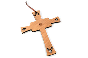 personalized-cross-wooden-wall-hanging