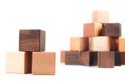 handmade-hardwood-square-childrens-blocks