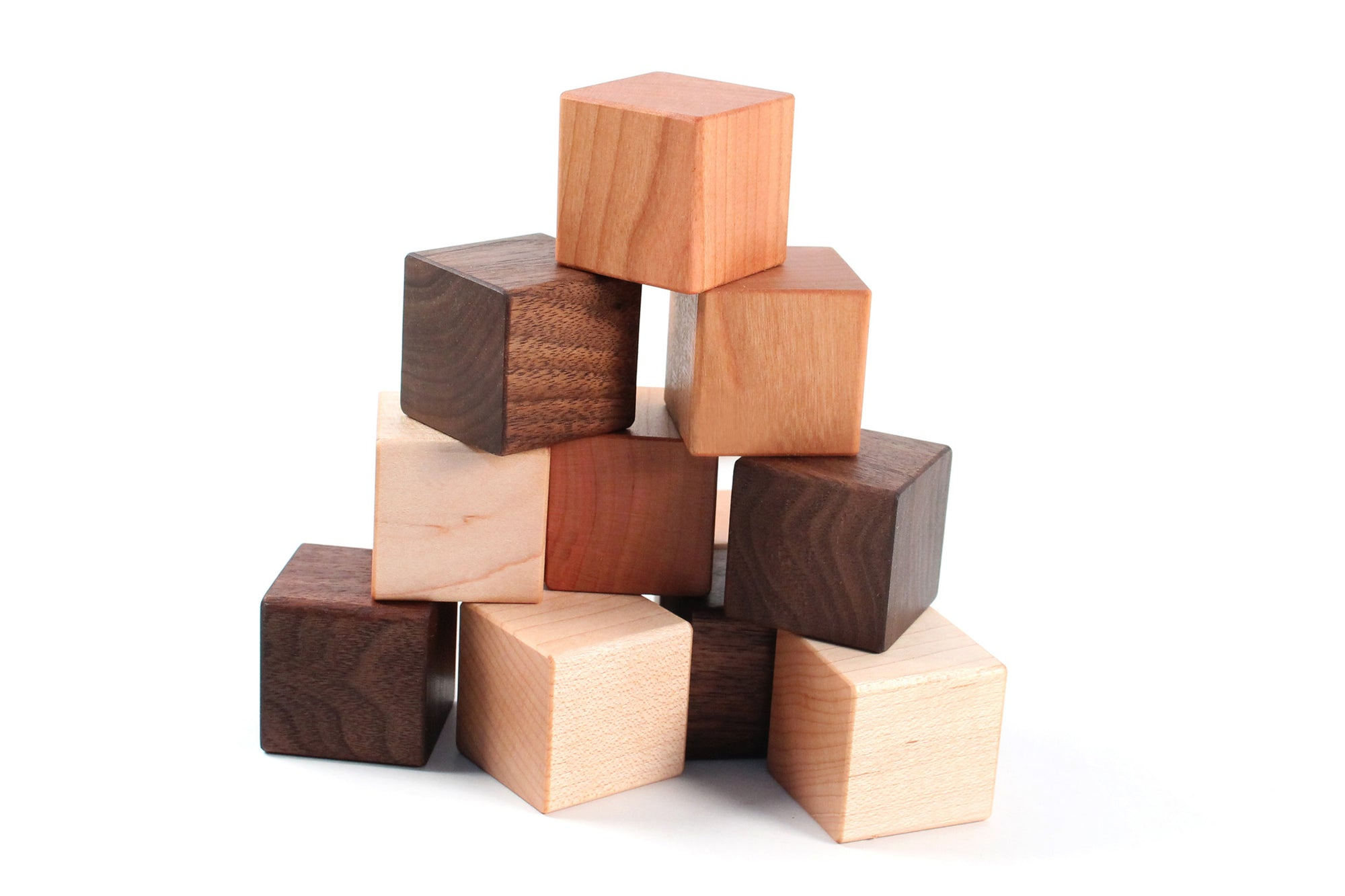 12-piece basic block set