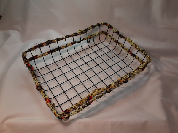 SammyD Wire Document Tray, Afrocentric