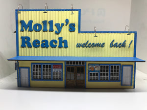 HO Scale Craftsman Kit - Molly's Reach
