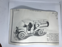 Load image into Gallery viewer, Kleiber Tank Truck