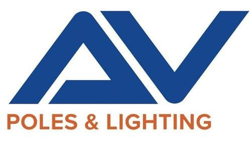 AV Poles & Lighting Logo