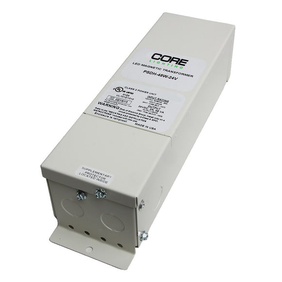 Core Lighting PSDH SERIES HIGH PERFORMANCE DIMMING DRIVER - Ready Wholesale Electric Supply and Lighting