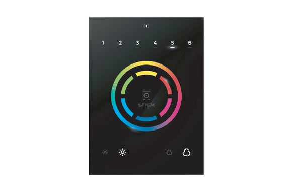 Core Lighting RGB SCW4 RGB WIFI DMX WALL CONTROLLER - Ready Wholesale Electric Supply and Lighting