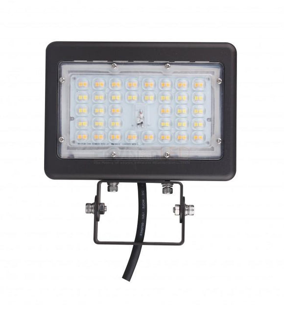 EnVisionLED LED-ARL-50W-TRI-BZ-KN - 50W Flood Area Light 3CCT (Knuckle) - Ready Wholesale Electric Supply and Lighting