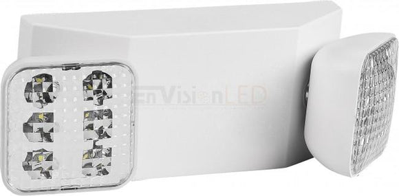 EnVisionLED LED-EM-DH - Emergency Double Head Bug Eye - Ready Wholesale Electric Supply and Lighting