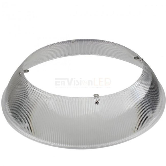 EnVisionLED RHB-100/150-ACR-RF - 90 Degree Acrylic Reflector (100/150W Round High Bay) - Ready Wholesale Electric Supply and Lighting