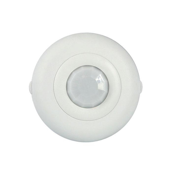 Enerlites MPC-52V-W Line Voltage PIR Ceiling Mount Sensor - Ready Wholesale Electric Supply and Lighting