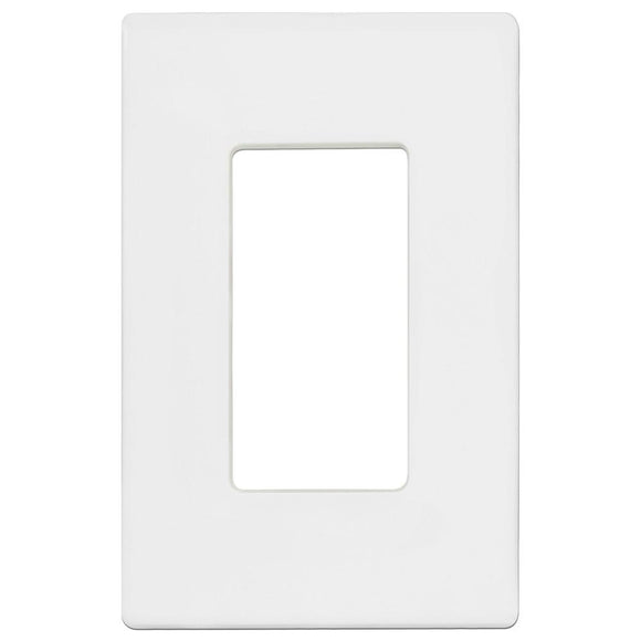 Enerlites SI8831 1-Gang Screwless Wall Plate - Ready Wholesale Electric Supply and Lighting