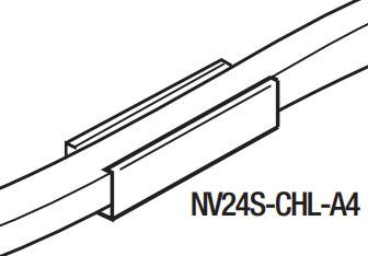 GM Lighting NV24S-CHL-A4 Aluminum Channel - 4 ft. Length - Ready Wholesale Electric Supply and Lighting