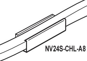GM Lighting NV24S-CHL-A8 Aluminum Channel - 8 ft. Length - Ready Wholesale Electric Supply and Lighting