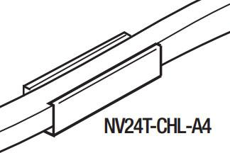 GM Lighting NV24T-CHL-A4 Aluminum Channel - 4 ft. Length - Ready Wholesale Electric Supply and Lighting