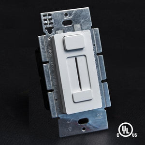 GM Lighting SwitchEx SWD 12VDC / 24VDC LED Wall Dimmer / Power Supply - Ready Wholesale Electric Supply and Lighting