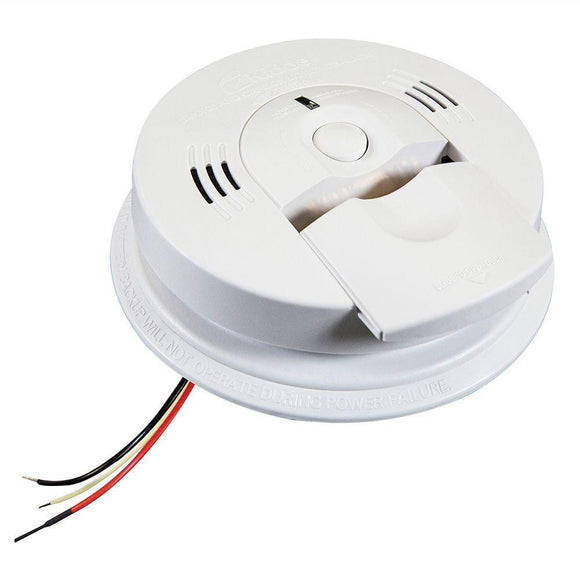 Kidde KN-COSM-IBA - Hardwired Combination Carbon Monoxide & Smoke Alarm - Ready Wholesale Electric Supply and Lighting